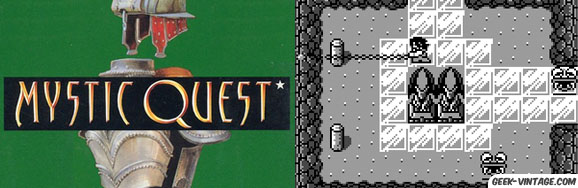 Mystic Quest Game Boy : un incontournable méconnu