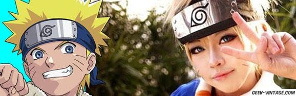 L'univers de Naruto en cosplay