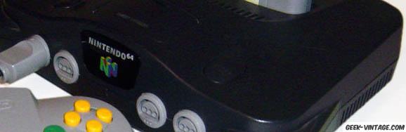 Nintendo 64 – Débuts sentimentaux