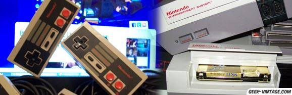 NES – Origine d'une console