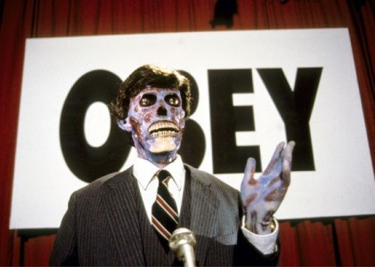 They Live - Obey