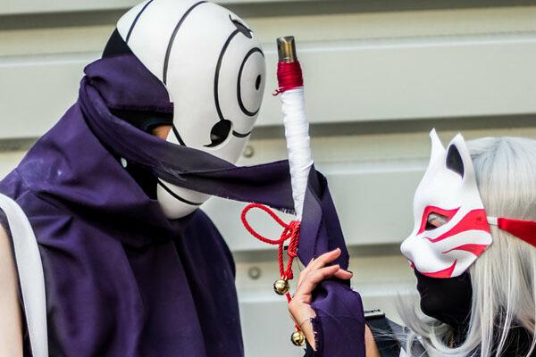 Obito cosplay
