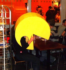 pacman cosplay