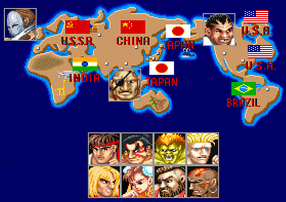personnages-street-fighter-2