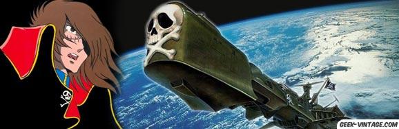 Albator, le pirate de l'espace…