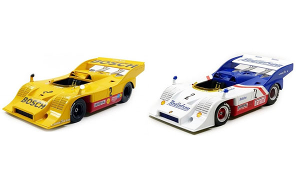 Porsche 917 miniatures
