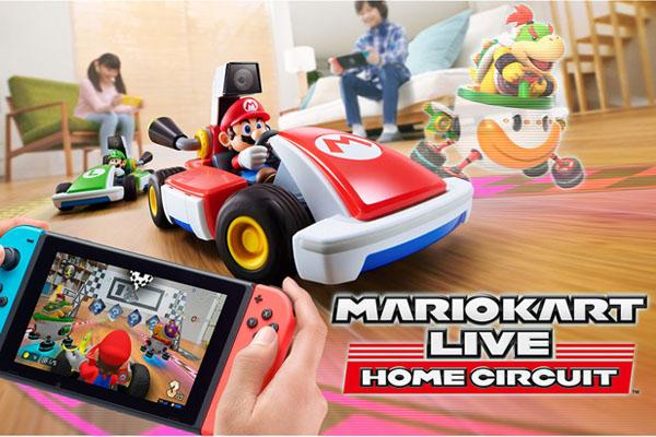 Réalité augmentée Nintendo