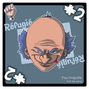 refuge psychopate Dead'n Slaaash