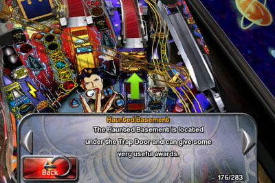 règles instructions pinball arcade