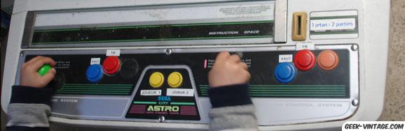 Restauration d'une New Astro City pour se faire la main !