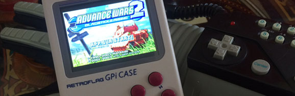 Test du GPI CASE de Retroflag + Retropie