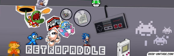Retropaddle – des kilos de pixel ! Un blog brillantissime !