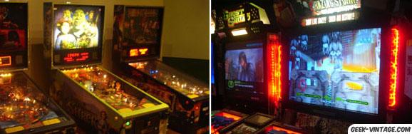 Arcade Park : une nouvelle salle d'arcade à Lorient en Bretagne et en Free play en plus !