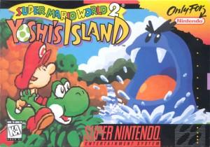 Cover Yoshi's Island