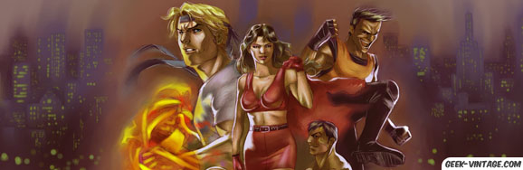 Streets Of Rage, LE beat them all de Sega [Invité/Guest : Stinky de L'univers d'un Geek]