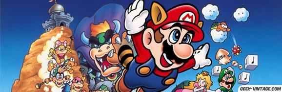 Super Mario Bros 3, LE jeu de la NES