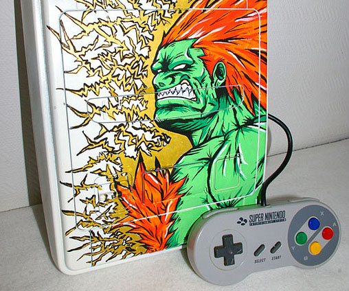 super-nintendo-custom OZCAN