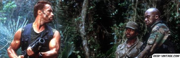 Predator, «T'as pas une gueule de porte-bonheur»