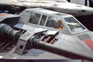 Vaisseau spatial Star wars identités