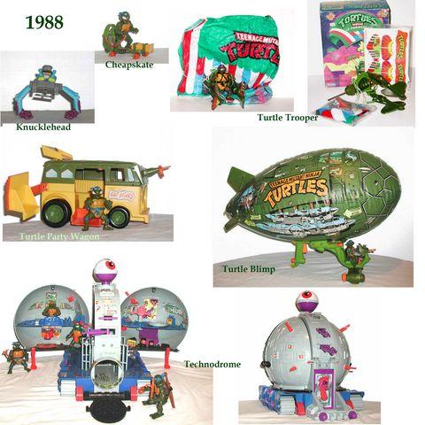 L 39 univers des tortues ninjas cowabunga - Le nom des tortue ninja ...