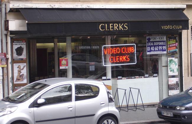 Vidéo Club Clerks à Paris