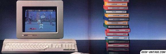 Séquence nostalgie : les jeux sur ordinateur