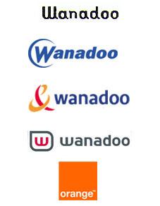 wanadoo-logos