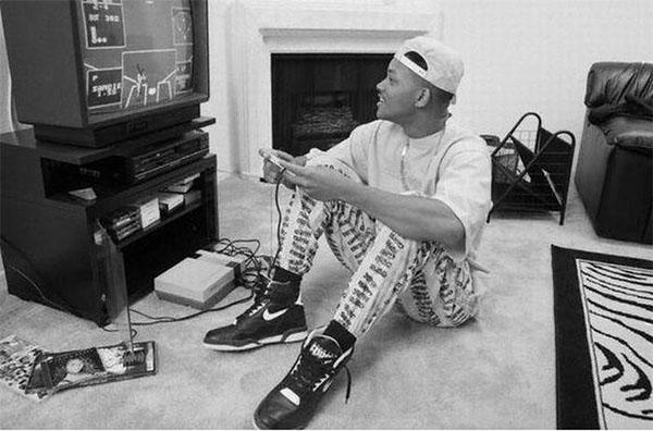 Will Smith jeux vidéo