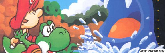 Yoshi's Island, un jeu magique